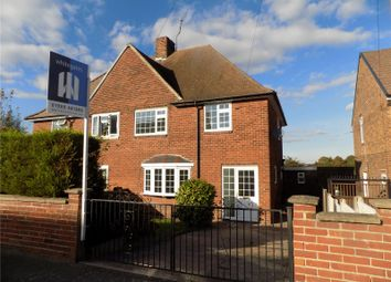 Thumbnail 3 bedroom semi-detached house for sale in Kingston Road, Worksop, Nottinghamshire