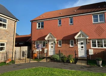Thumbnail 3 bed semi-detached house for sale in Higher Meadow, Cranbrook, Exeter