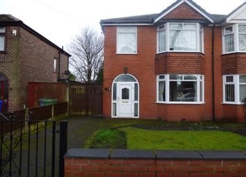 Thumbnail 3 bed semi-detached house for sale in Aldermary Road, Manchester, Greater Manchester