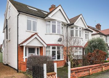 Thumbnail 4 bed semi-detached house for sale in Cawdor Crescent, Hanwell