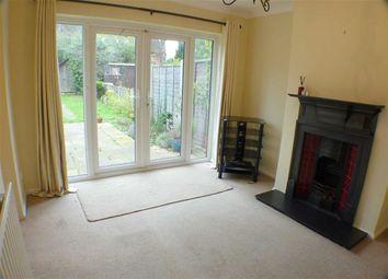 Thumbnail 2 bed maisonette to rent in Royston Avenue, Byfleet, Surrey