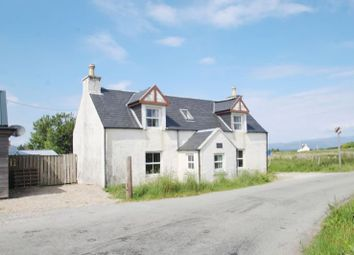 Thumbnail 3 bed detached house for sale in 34, Lower Breakish, Breakish, Isle Of Skye IV428Qa