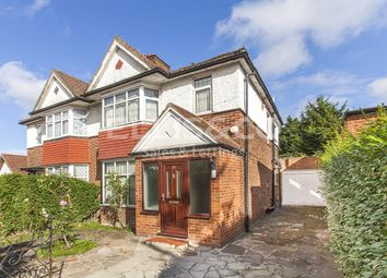 Thumbnail 4 bed semi-detached house to rent in Cheviot Gardens, London