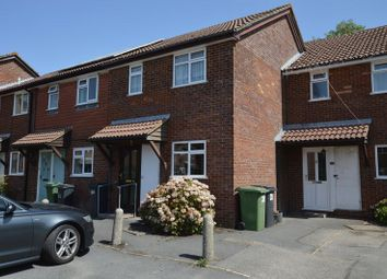 Thumbnail 2 bed terraced house for sale in Adjacent Shops - Pine Road, Four Marks, Hampshire
