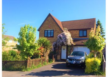 Thumbnail 4 bed detached house for sale in Otter Way, Royal Wootton Bassett