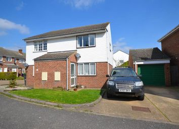 Thumbnail 2 bed detached house to rent in Rayfield Close, Barnston, Great Dunmow