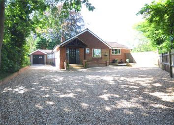 Thumbnail 4 bed detached bungalow for sale in Fernhill Road, Farnborough, Hampshire