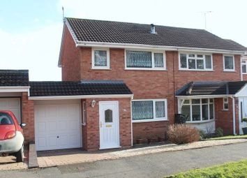 Thumbnail 3 bed semi-detached house for sale in Rangeways Road, Kingswinford