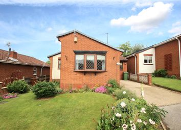 Thumbnail 3 bed detached bungalow for sale in Brampton Court, South Elmsall