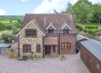 Thumbnail 3 bed detached house for sale in Farlow, Kidderminster, Shropshire