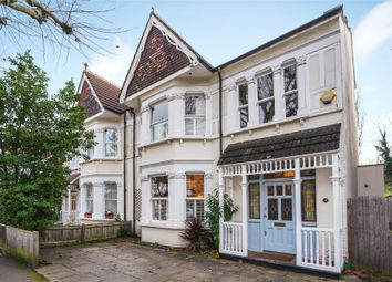 Thumbnail 4 bed semi-detached house for sale in Victoria Avenue, Surbiton