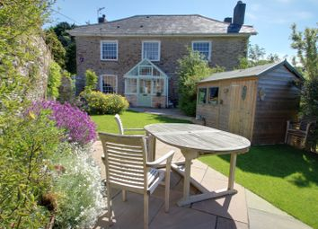 Thumbnail 4 bed semi-detached house for sale in Court Road, Newton Ferrers, Plymouth