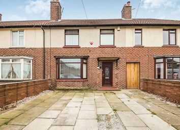 Thumbnail 3 bed terraced house for sale in Lismore Road, Dukinfield