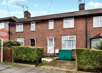 Thumbnail 2 bed terraced house for sale in Westcott Crescent, London
