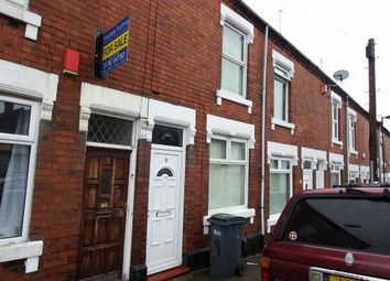 Thumbnail 2 bed terraced house to rent in Eagle Street, Hanley, Stoke-On-Trent