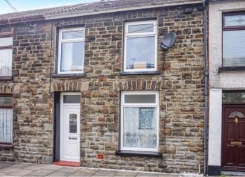 Thumbnail 4 bed terraced house for sale in Union Street, Pentre