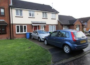 Thumbnail 3 bed terraced house to rent in Barmouth Close, Warrington
