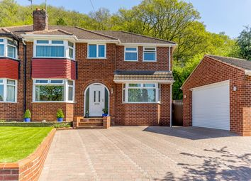 Thumbnail 4 bed semi-detached house for sale in Orton Lane, Wombourne
