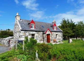 Thumbnail 2 bed detached house for sale in Flodabay, Isle Of Harris