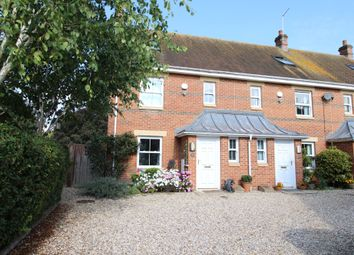 Thumbnail 3 bed town house for sale in Close Court, Lambourn, Hungerford