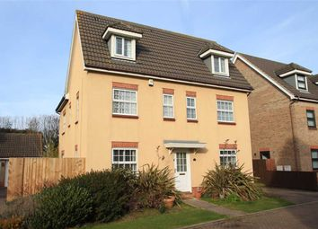 Thumbnail 5 bed detached house for sale in Baird Grove, Grange Farm, Kesgrave, Ipswich