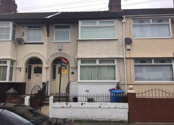Thumbnail 3 bedroom terraced house for sale in Bedford Road, Walton, Liverpool