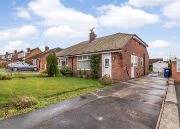 Thumbnail 1 bed semi-detached bungalow for sale in Lynton Drive, High Lane, Stockport
