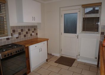 Thumbnail 2 bed flat to rent in Stow Road, Wisbech