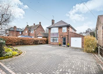 Thumbnail 4 bed detached house for sale in Ball Hill, South Normanton, Alfreton