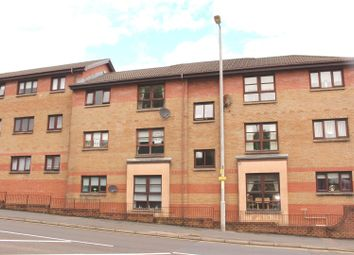 Thumbnail 1 bed flat for sale in Inverkip Road, Greenock