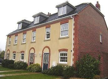 Thumbnail 3 bed end terrace house to rent in Caspian Close, Fishbourne, Chichester