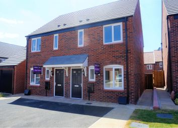 Thumbnail 2 bedroom semi-detached house for sale in 11 Ripley Avenue, Chellaston