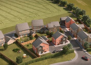 Thumbnail 3 bed detached house for sale in Field View, Wethersfield, Braintree, Essex