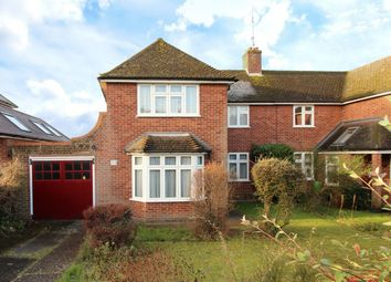 Thumbnail 3 bedroom semi-detached house for sale in Burnham Rise, Emmer Green, Reading