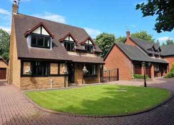 Thumbnail 4 bed detached house for sale in The Hawthorns, North Ferriby