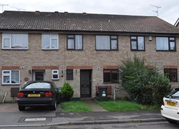 Thumbnail 3 bed terraced house to rent in Old Kiln Road, Upton, Poole