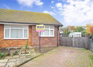 Thumbnail 2 bedroom semi-detached bungalow for sale in Ingoldsby Road, Birchington, Kent