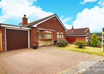 Thumbnail 3 bed detached bungalow for sale in Whiting Grove, Ladybridge, Bolton, Lancashire.