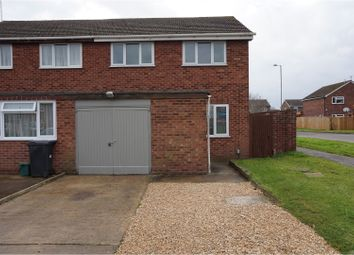 Thumbnail 3 bed semi-detached house to rent in Nobles Close, Grove