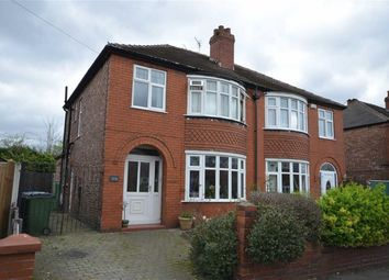 Thumbnail 3 bed semi-detached house for sale in Woodlands Road, Heaton Mersey, Stockport, Greater Manchester