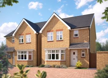 "Thumbnail 3 bed detached house for sale in ""The Epsom"" at Steppingley Road, Flitwick, Bedford"