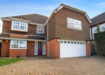 Thumbnail 5 bed detached house for sale in Warren Avenue, South Orpington, Kent