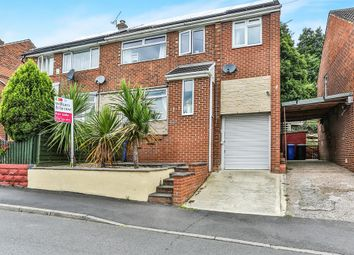 Thumbnail 5 bedroom semi-detached house for sale in Fort Hill Road, Sheffield