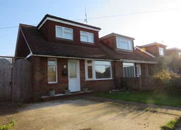 Thumbnail 3 bed bungalow for sale in Prince Avenue, Lancing