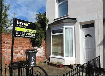 Thumbnail 2 bed terraced house to rent in Doris Vale, Aylesford Street, Hull