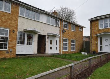 Thumbnail 4 bed semi-detached house for sale in Featherston Road, Stevenage, Hertfordshire