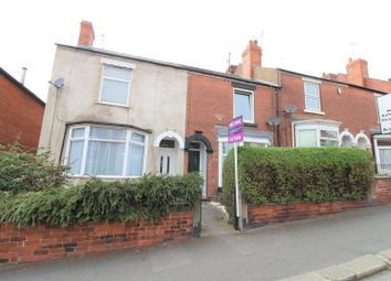 Thumbnail 2 bed terraced house for sale in Foljambe Road, Chesterfield