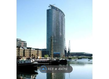 Thumbnail 2 bed flat to rent in Hertsmere Road, Canary Wharf, Greater London
