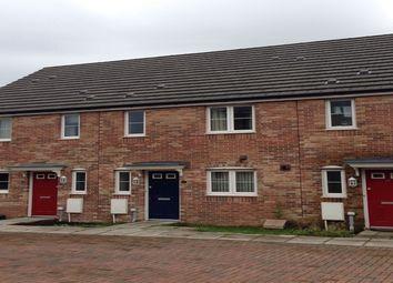 Thumbnail 3 bedroom terraced house to rent in Gelli Rhedyn, Fforestfach, Swansea.