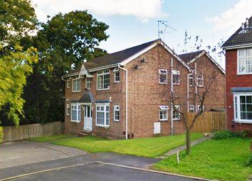 Thumbnail 1 bed flat for sale in Fieldway Avenue, Rodley, Leeds